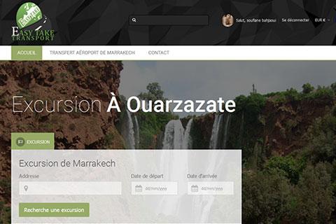 Easytake transport marrakech