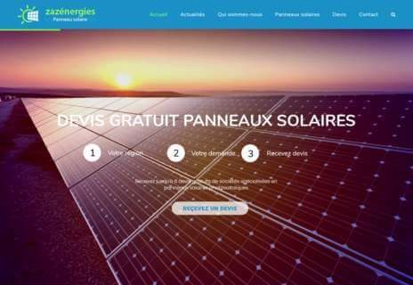 panneaux solaires zazenergies